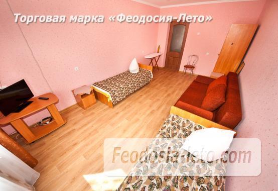 Однокомнатная квартира в Феодосии на бульваре Старшинова, 8-А - фотография № 2