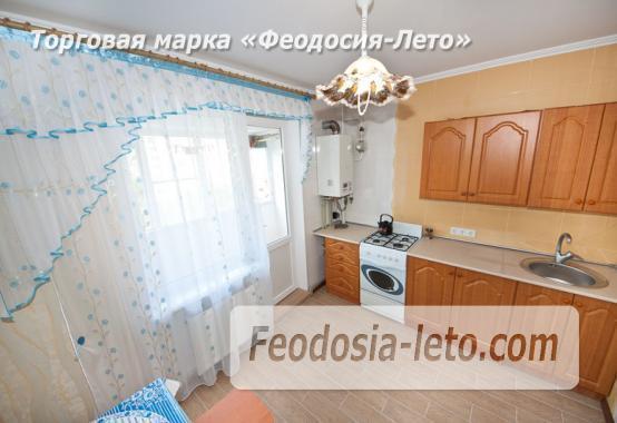Однокомнатная квартира в Феодосии на бульваре Старшинова, 8-А - фотография № 3