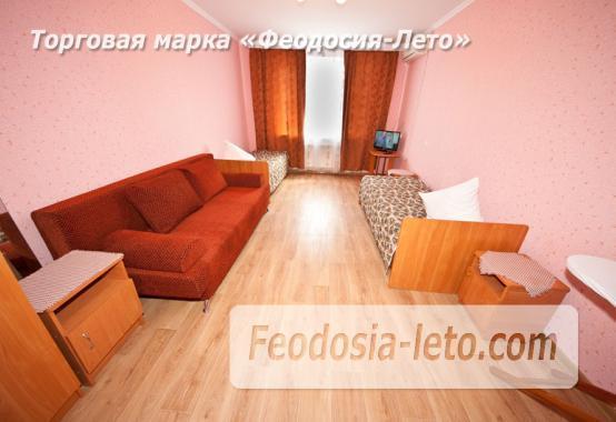 Однокомнатная квартира в Феодосии на бульваре Старшинова, 8-А - фотография № 6