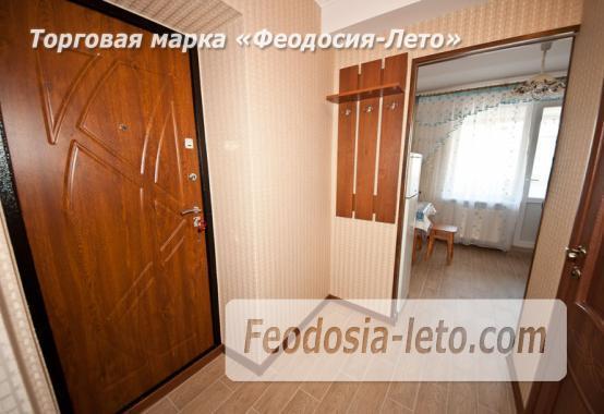 Однокомнатная квартира в Феодосии на бульваре Старшинова, 8-А - фотография № 9