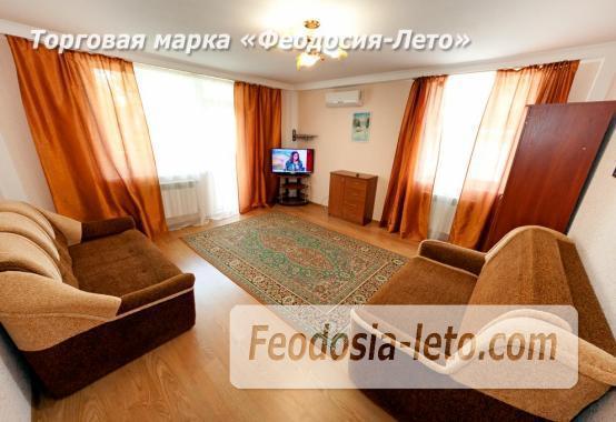 Однокомнатная квартира в городе Феодосия, переулок Танкистов, 1-Б - фотография № 1