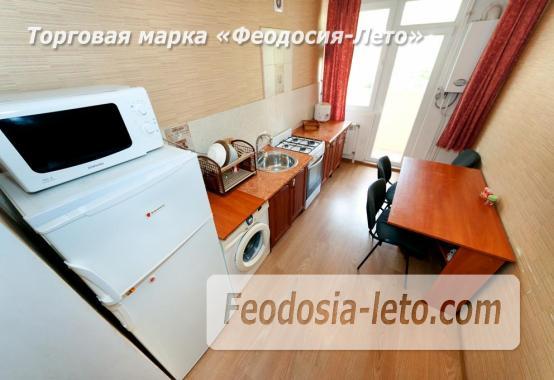 Однокомнатная квартира в городе Феодосия, переулок Танкистов, 1-Б - фотография № 12