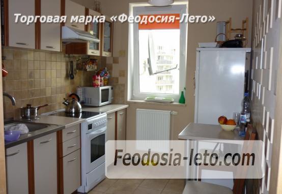 Однокомнатная  добротная квартира в Феодосии, улица Чкалова, 113-Б - фотография № 1