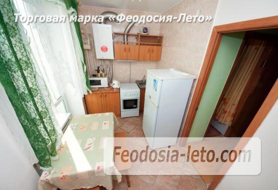 Однокомнатная великолепная квартира в Феодосии, улица Федько, 1-А - фотография № 6