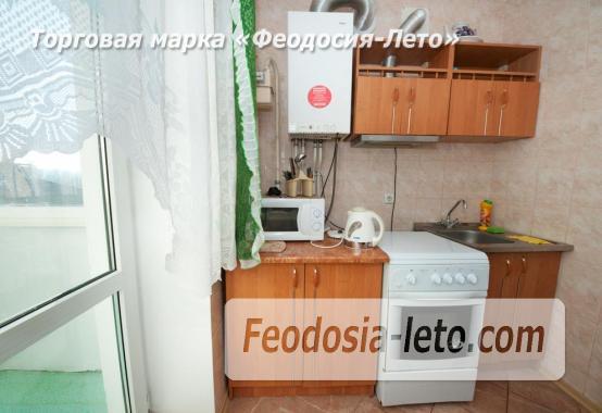 Однокомнатная великолепная квартира в Феодосии, улица Федько, 1-А - фотография № 8