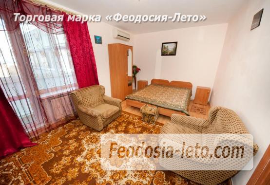 Однокомнатная великолепная квартира в Феодосии, улица Федько, 1-А - фотография № 12