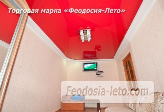 Однокомнатная гламурная квартира в Феодосии, улица Украинская, 16 - фотография № 1