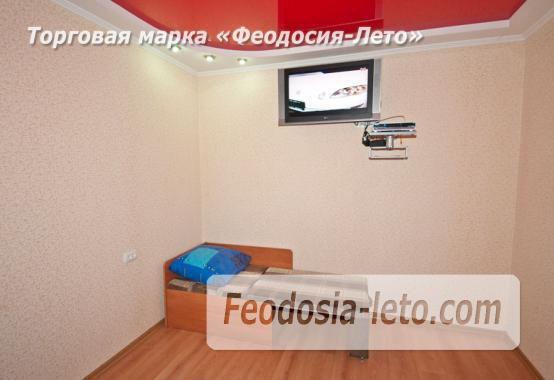 Однокомнатная гламурная квартира в Феодосии, улица Украинская, 16 - фотография № 3