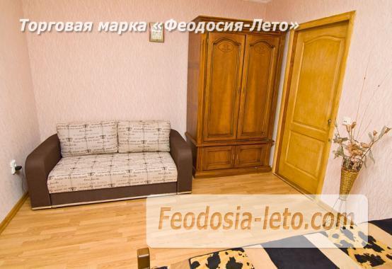 Однокомнатная квартира в Феодосии в курортном районе в Феодосии, улица Крымская, 86 - фотография № 11