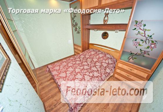 Однокомнатная люксовая квартира в Феодосии возле парка, улица Федько, 28 - фотография № 1