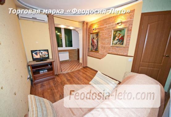 Однокомнатная люксовая квартира в Феодосии возле парка, улица Федько, 28 - фотография № 18