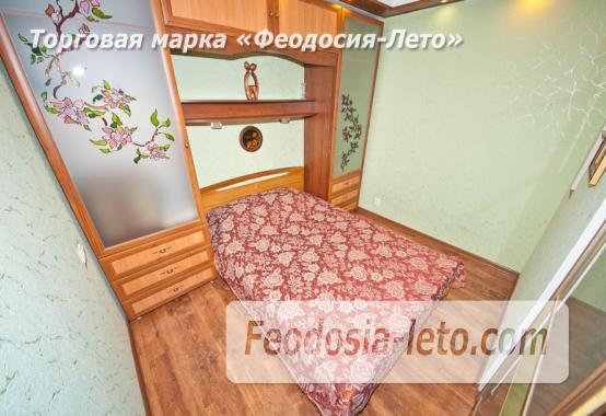 Однокомнатная люксовая квартира в Феодосии возле парка, улица Федько, 28 - фотография № 9
