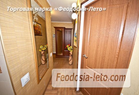 Однокомнатная люксовая квартира в Феодосии возле парка, улица Федько, 28 - фотография № 10
