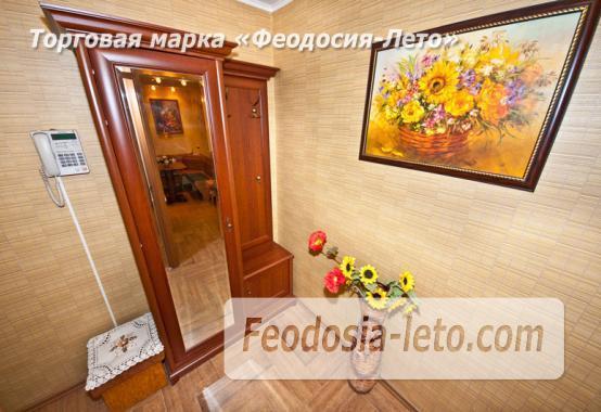 Однокомнатная люксовая квартира в Феодосии возле парка, улица Федько, 28 - фотография № 11