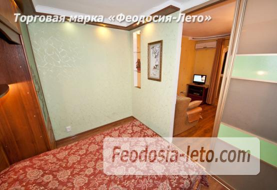 Однокомнатная люксовая квартира в Феодосии возле парка, улица Федько, 28 - фотография № 12