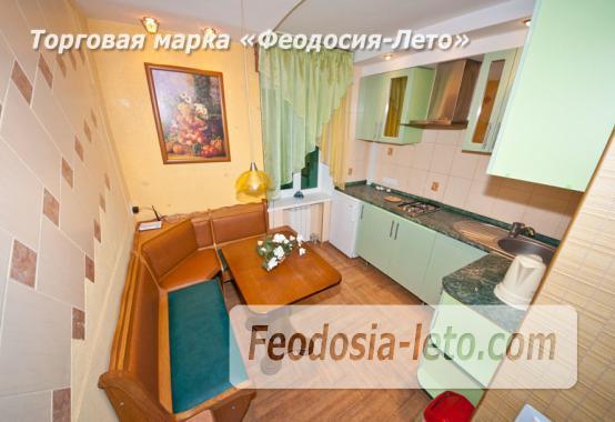 Однокомнатная люксовая квартира в Феодосии возле парка, улица Федько, 28 - фотография № 13