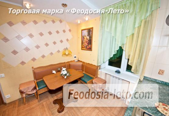 Однокомнатная люксовая квартира в Феодосии возле парка, улица Федько, 28 - фотография № 14