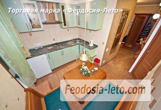 Однокомнатная люксовая квартира в Феодосии возле парка, улица Федько, 28 - фотография № 15