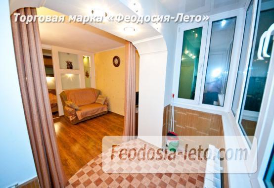 Однокомнатная люксовая квартира в Феодосии возле парка, улица Федько, 28 - фотография № 17