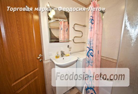 Однокомнатная люксовая квартира в Феодосии возле парка, улица Федько, 28 - фотография № 20