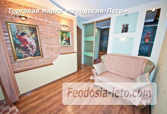 Однокомнатная люксовая квартира в Феодосии возле парка, улица Федько, 28 - фотография № 2