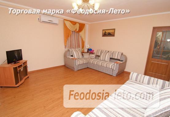 Однокомнатная необычнейшая квартира в Феодосии, переулок Танкистов, 1-Б - фотография № 2