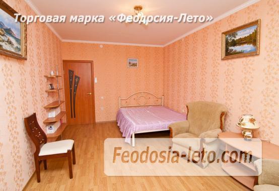 Однокомнатная потрясная квартира в Феодосии, улица Боевая, 4 - фотография № 15