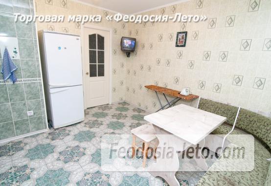 Однокомнатная просторная квартира в Феодосии, бульвар Старшинова, 8-Д - фотография № 5