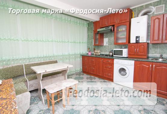 Однокомнатная просторная квартира в Феодосии, бульвар Старшинова, 8-Д - фотография № 6