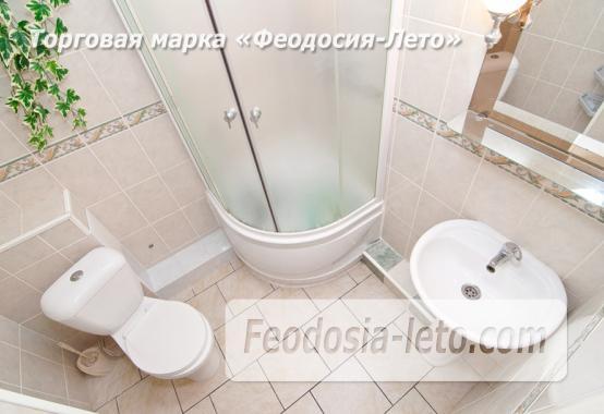 Однокомнатная просторная квартира в Феодосии, бульвар Старшинова, 8-Д - фотография № 8