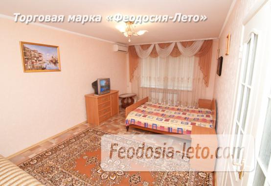Однокомнатная просторная квартира в Феодосии, бульвар Старшинова, 8-Д - фотография № 2