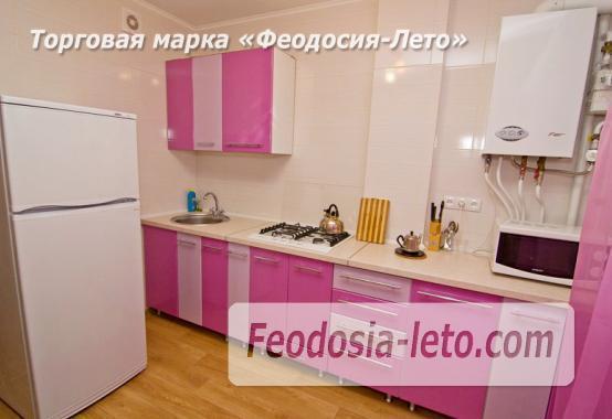 Однокомнатная современная квартира в Феодосии, переулок Танкистов, 1-Б - фотография № 3