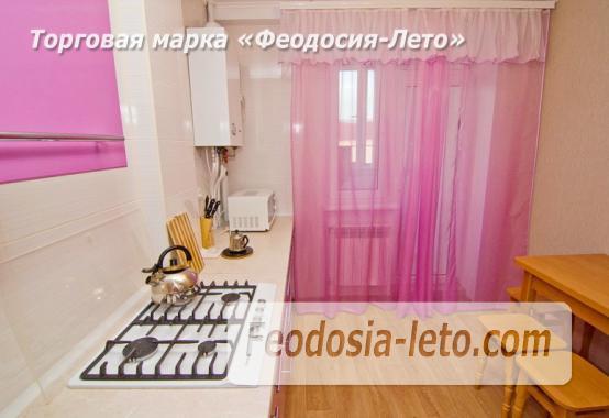 Однокомнатная современная квартира в Феодосии, переулок Танкистов, 1-Б - фотография № 4