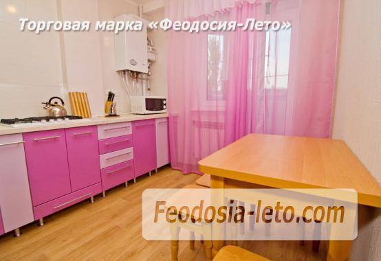 Однокомнатная современная квартира в Феодосии, переулок Танкистов, 1-Б - фотография № 2