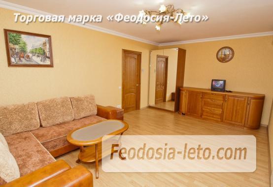 Однокомнатная стильная квартира в Феодосии, бульвар Старшинова, 8-Д - фотография № 7