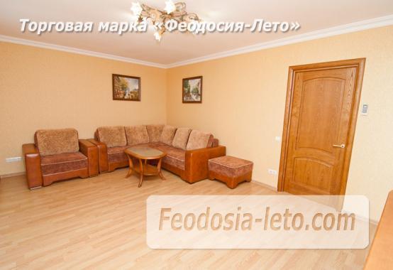 Однокомнатная стильная квартира в Феодосии, бульвар Старшинова, 8-Д - фотография № 8