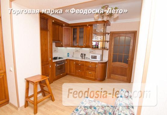 Однокомнатная стильная квартира в Феодосии, бульвар Старшинова, 8-Д - фотография № 5