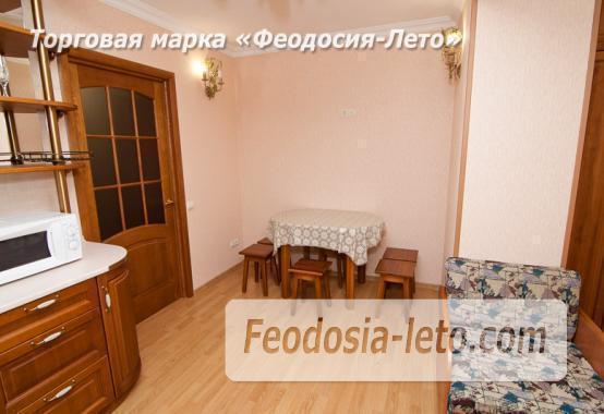 Однокомнатная стильная квартира в Феодосии, бульвар Старшинова, 8-Д - фотография № 6