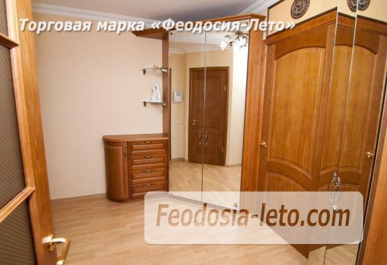 Однокомнатная стильная квартира в Феодосии, бульвар Старшинова, 8-Д - фотография № 10