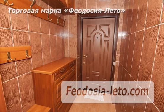 Однокомнатная стильная квартира в Феодосии, бульвар Старшинова, 8-Д - фотография № 11