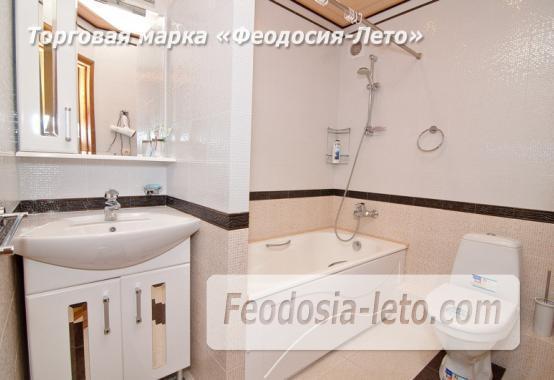 Однокомнатная стильная квартира в Феодосии, бульвар Старшинова, 8-Д - фотография № 12