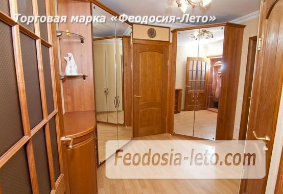 Однокомнатная стильная квартира в Феодосии, бульвар Старшинова, 8-Д - фотография № 13