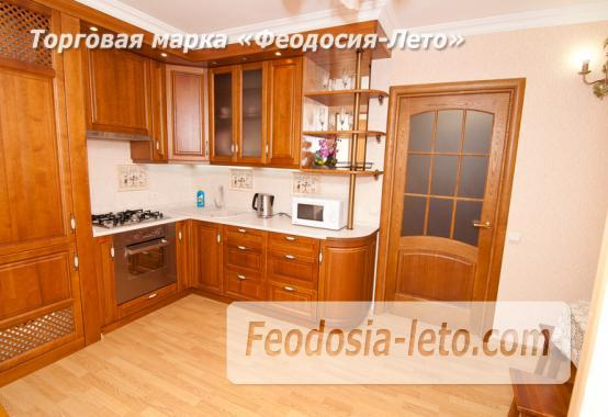 Однокомнатная стильная квартира в Феодосии, бульвар Старшинова, 8-Д - фотография № 3