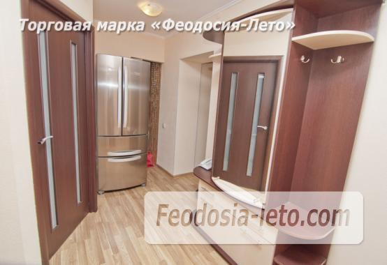 1 комнатная стильная квартира в Феодосии, улица Гарнаева, 73 - фотография № 4