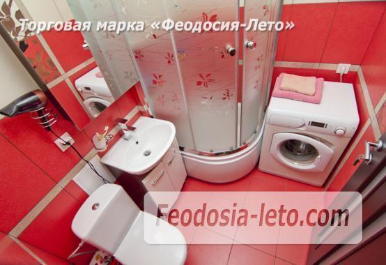 1 комнатная стильная квартира в Феодосии, улица Гарнаева, 73 - фотография № 5