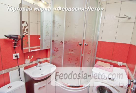 1 комнатная стильная квартира в Феодосии, улица Гарнаева, 73 - фотография № 6
