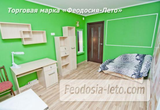 1 комнатная стильная квартира в Феодосии, улица Гарнаева, 73 - фотография № 14