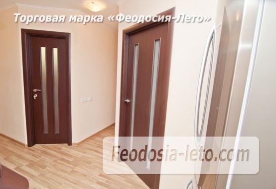 1 комнатная стильная квартира в Феодосии, улица Гарнаева, 73 - фотография № 3
