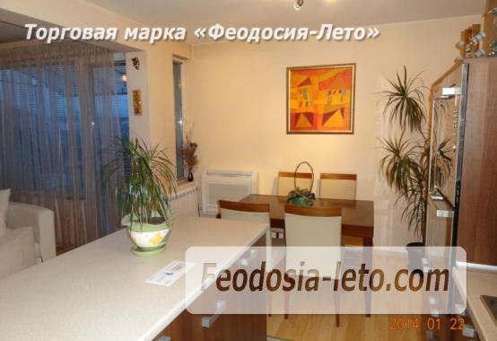 Однокомнатная светлая квартира в Феодосии, бульвар Старшинова, 8-Д - фотография № 1