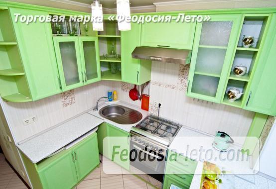 Однокомнатная своеобразная квартира в Феодосии, улица Чкалова, 82 - фотография № 1
